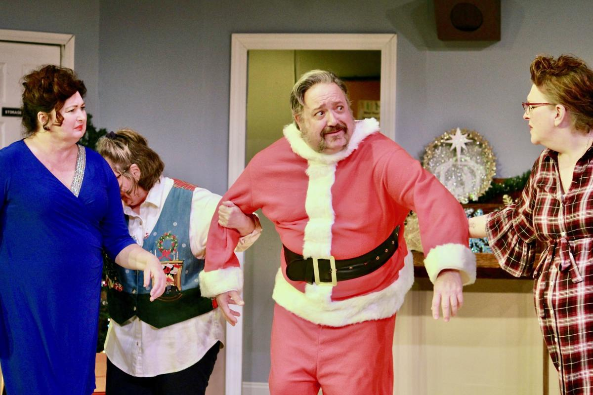 'Christmas Belles' are ringing at Three Notch Theatre
