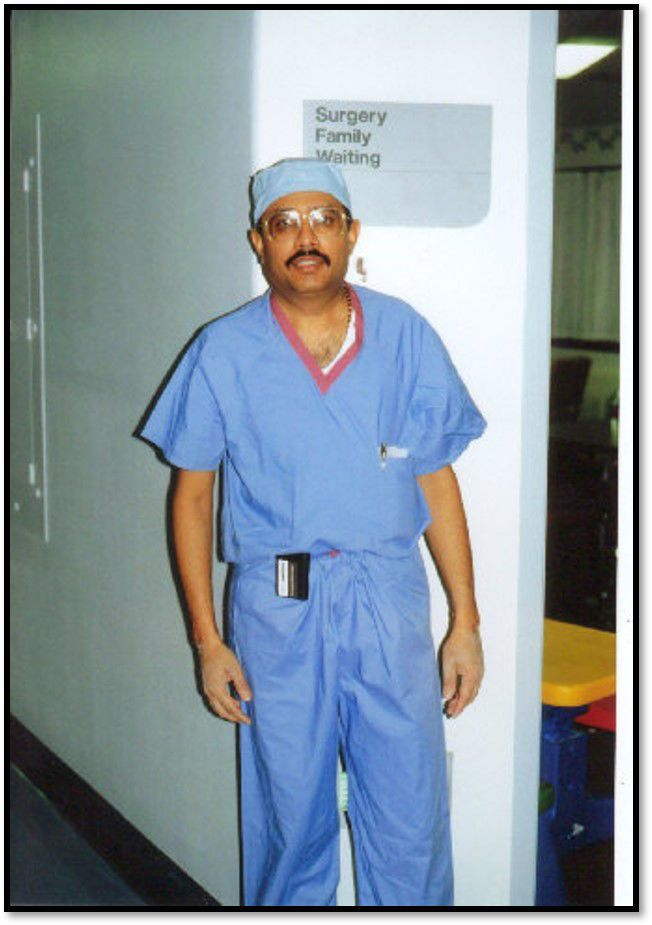 Doctor celebrates 40 years with hospital