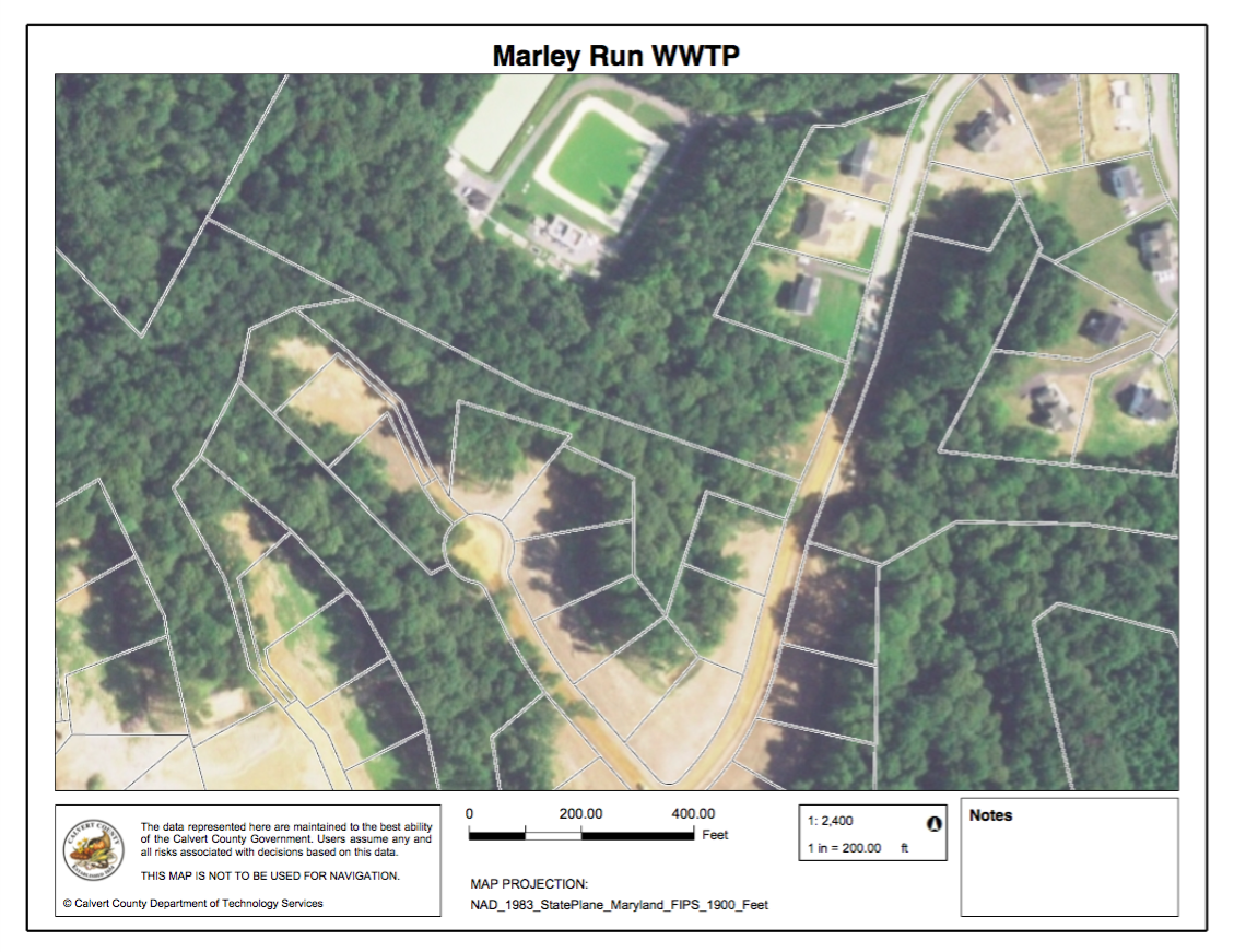 Marley Run residents raise concern over water
