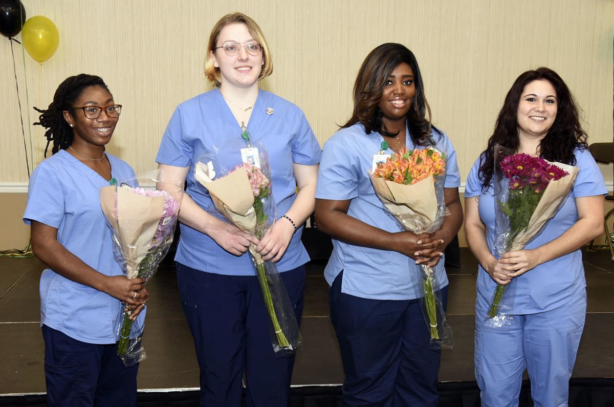 Healthcare pinning ceremony recognizes 70 CSM grads