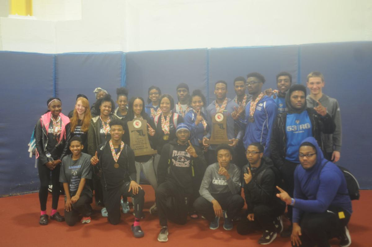 Lackey Girls Win 1a State Indoor Track And Field Championships Title