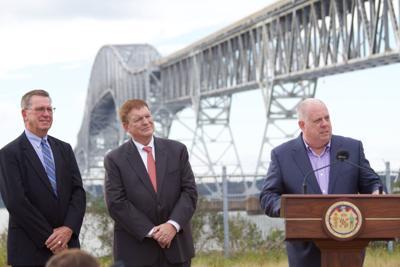 Hogan renames Nice Bridge after Middleton