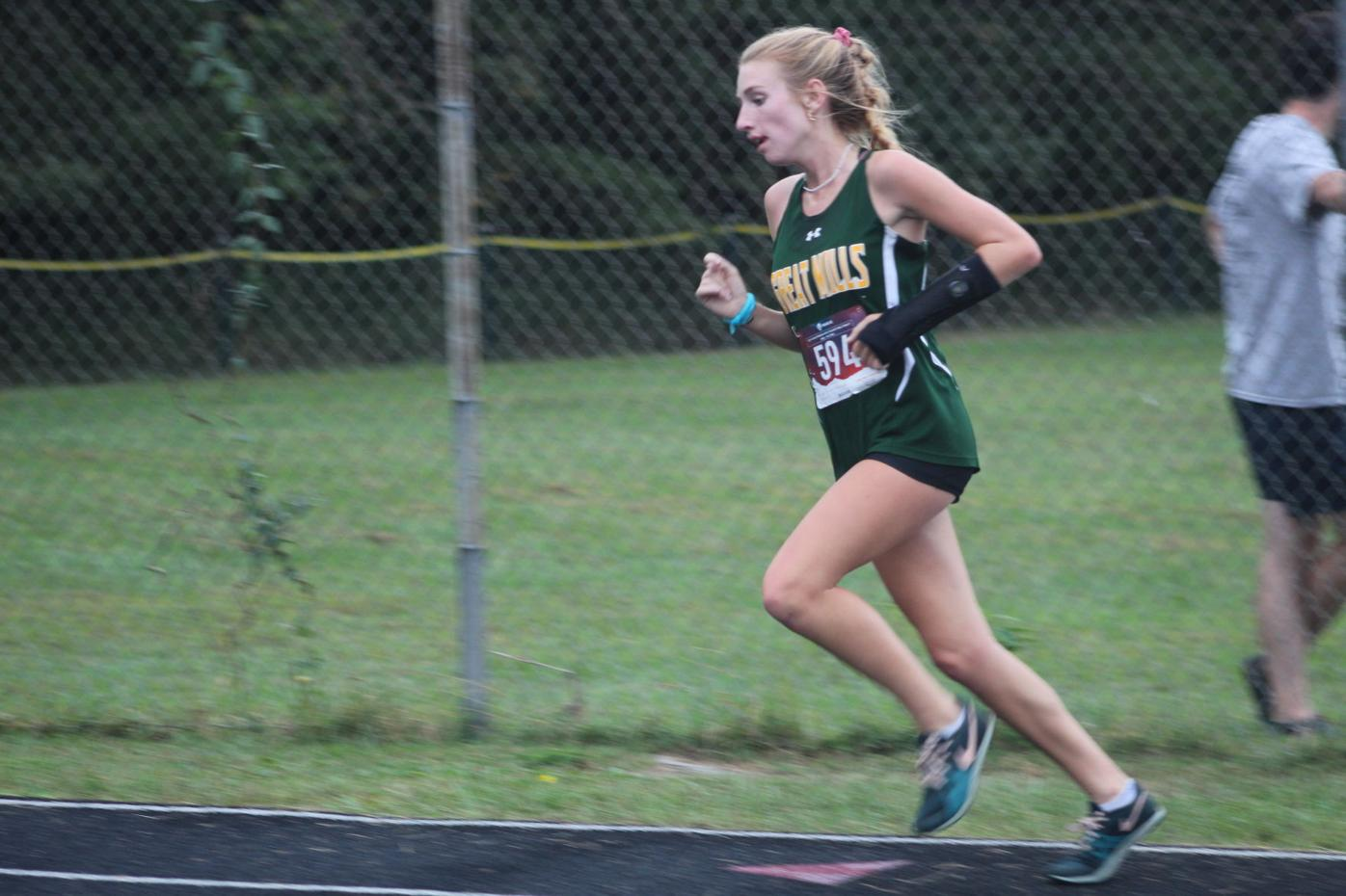 St. Mary's runners eyeing SMAC titles