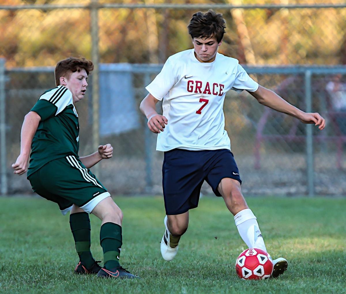 Brady Tippett (Grace Christian boys soccer)