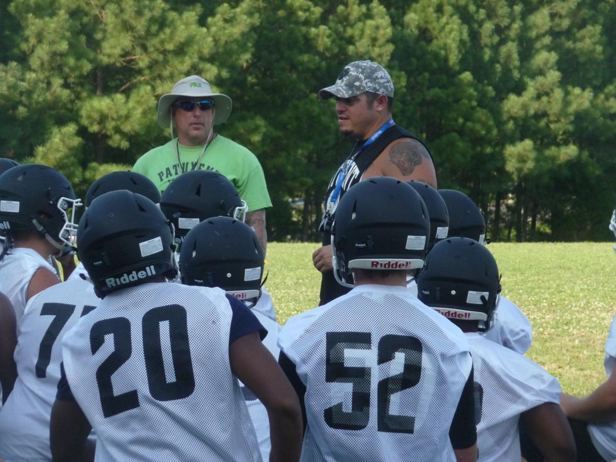 Nick Allen (Patuxent head football coach)