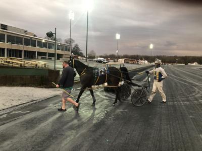 Walters still winning races