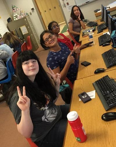 Great Mills High places second in state in CyberStart competition