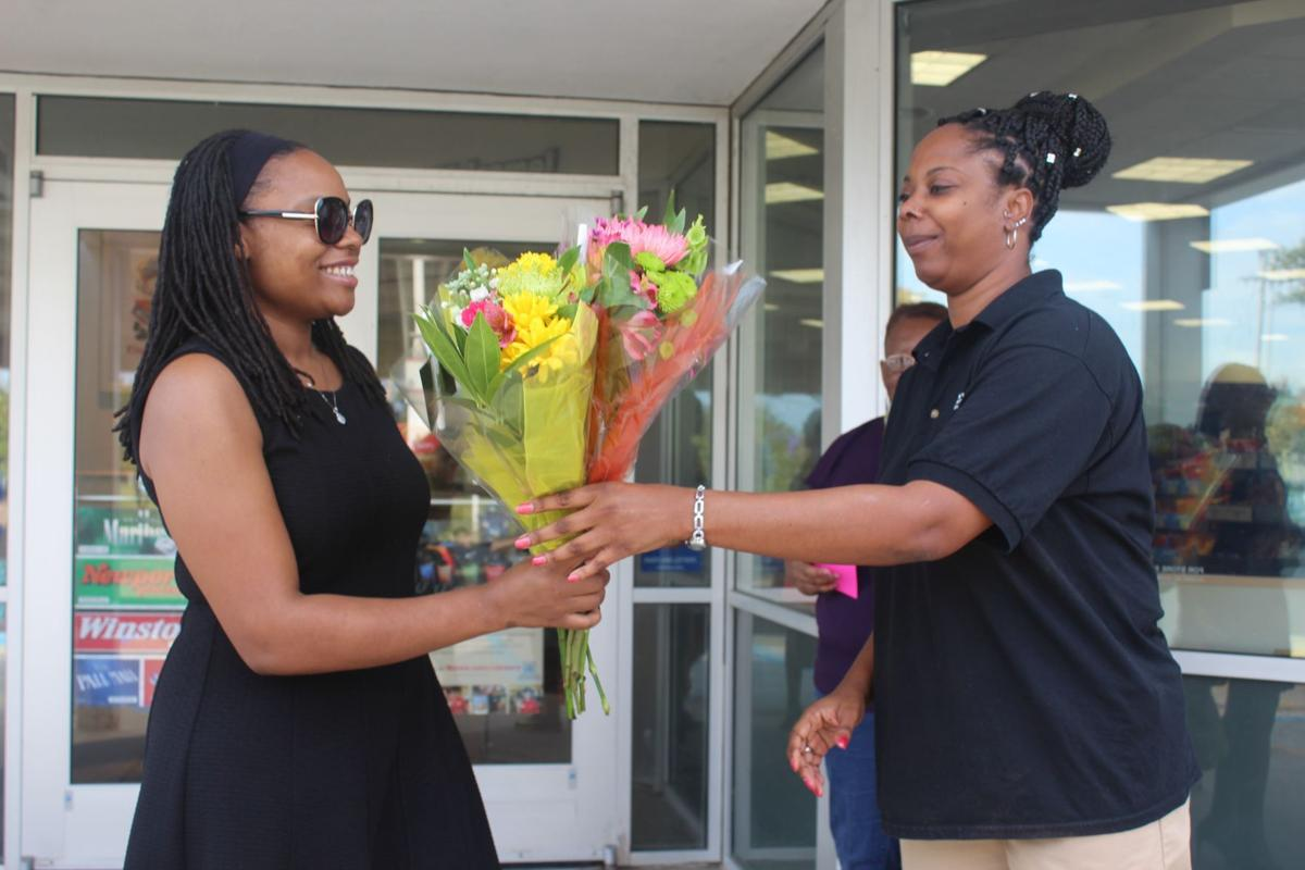 Unsuspecting Residents Surprised With Flowers On Petal It Forward