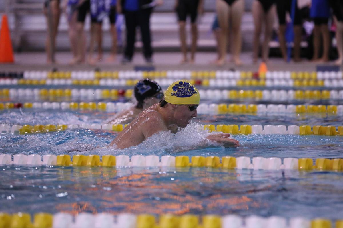 Clayton Jameson (Thomas Stone boys swimming)