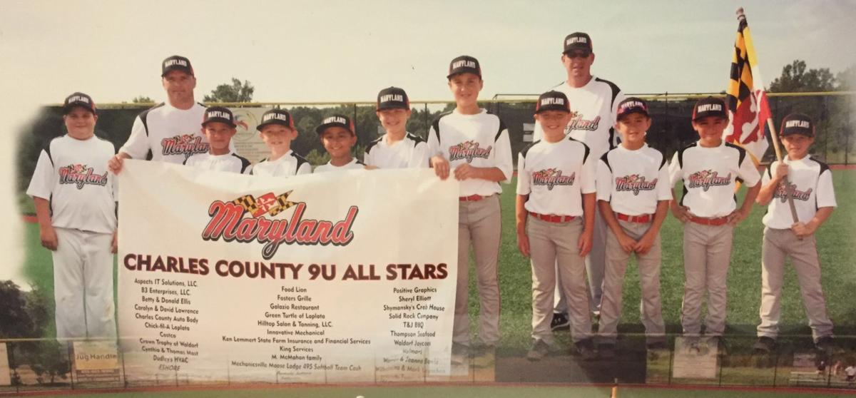 Charles County Youth League 9-U team wins Cal Ripken state