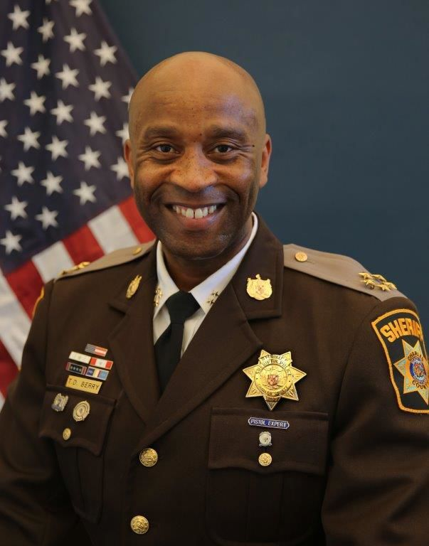 Charles County Sheriff Troy D. Berry