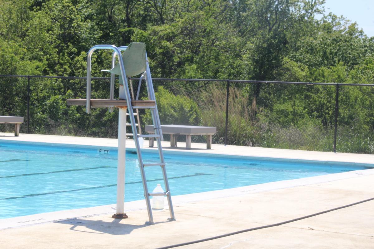 Hawthorne swimming pool
