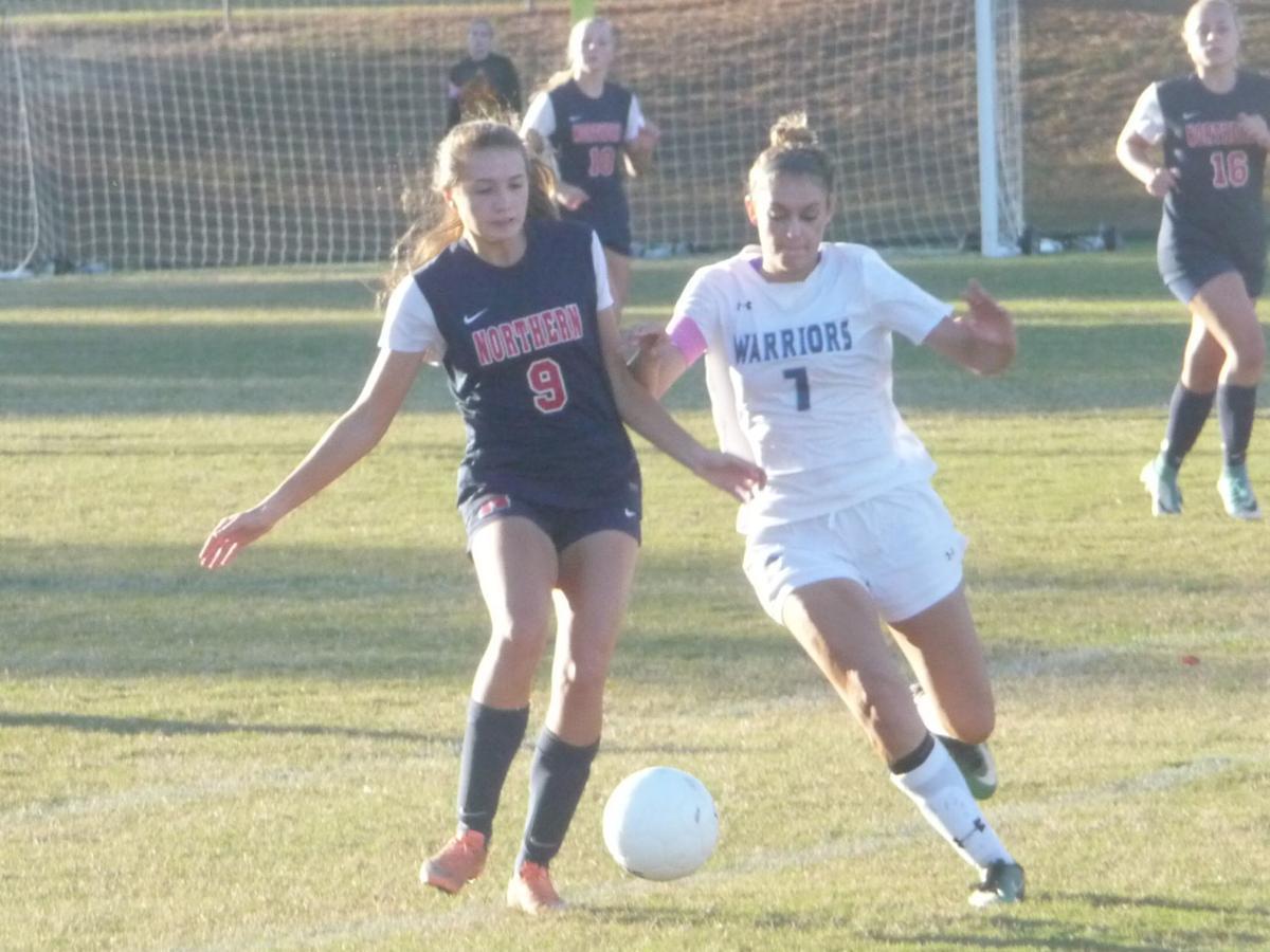 Taylor Tolson (Northern girls soccer)