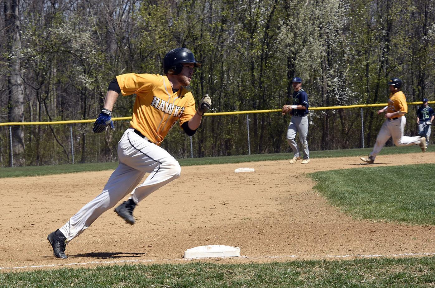 College Of Southern Maryland Baseball Sees Nine Game Win Streak End News Somdnews Com