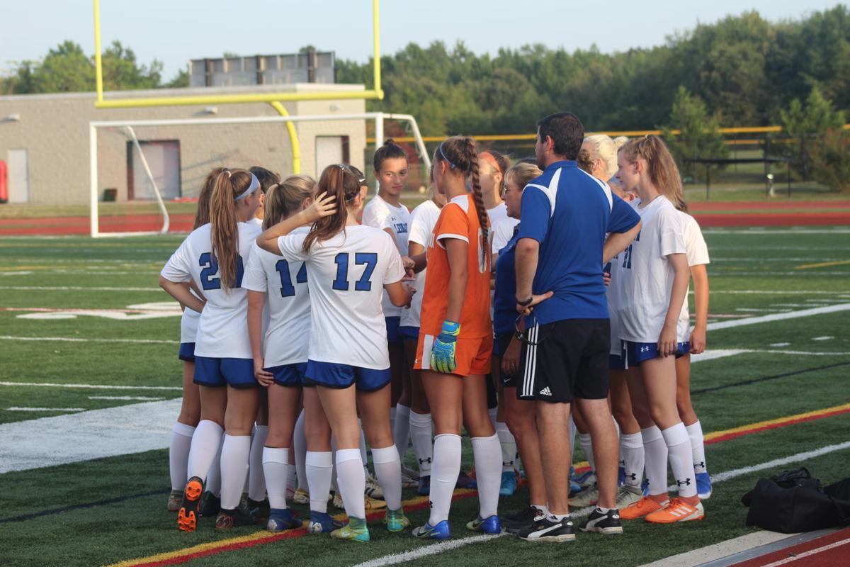 Leonardtown girls soccer