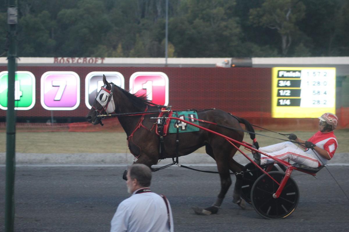 Rosecroft Raceway kicks off fall meet