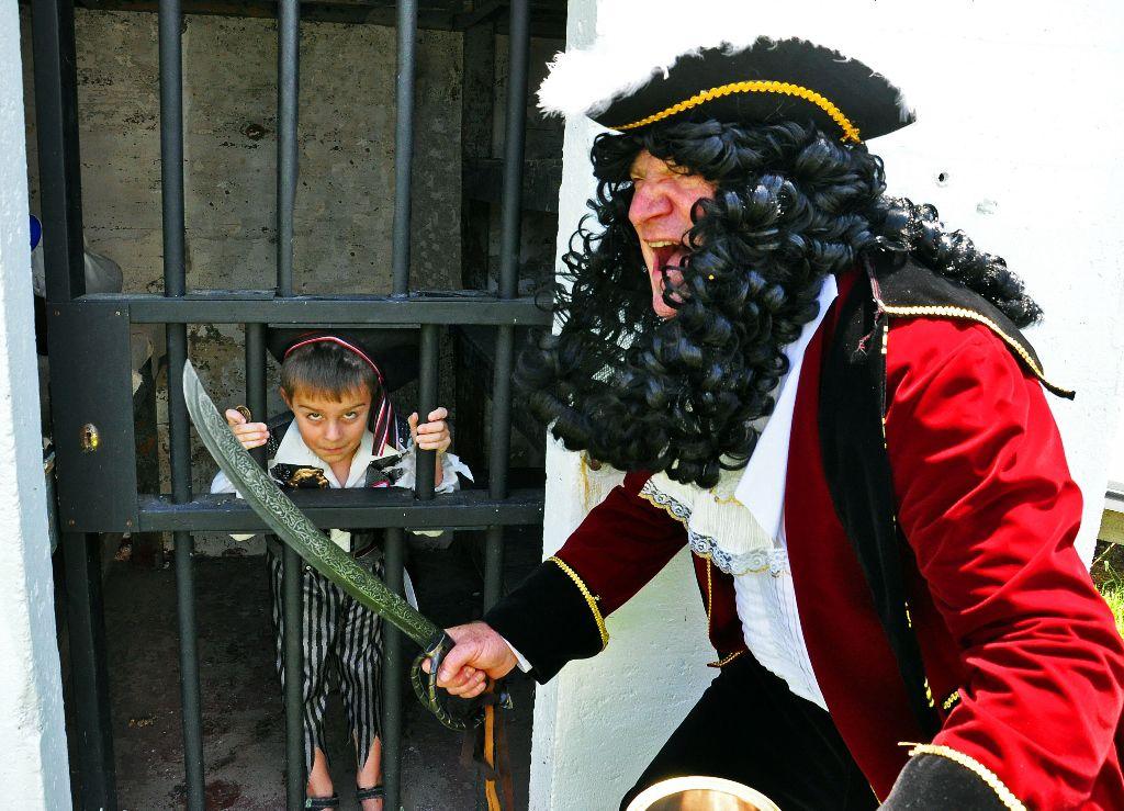Pirates on the Potomac