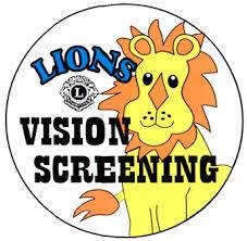 Lions Vision Screening