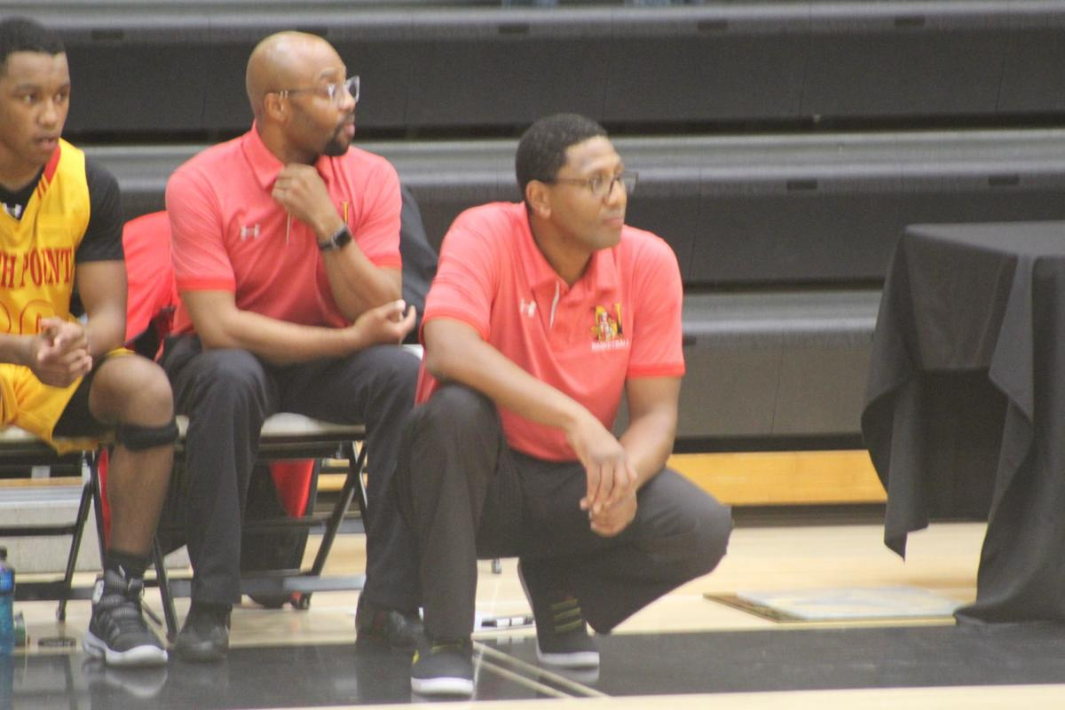 Jimmy Ball (North Point head boys basketball coach)