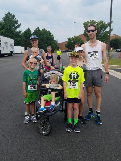 Race to the Creek 5K