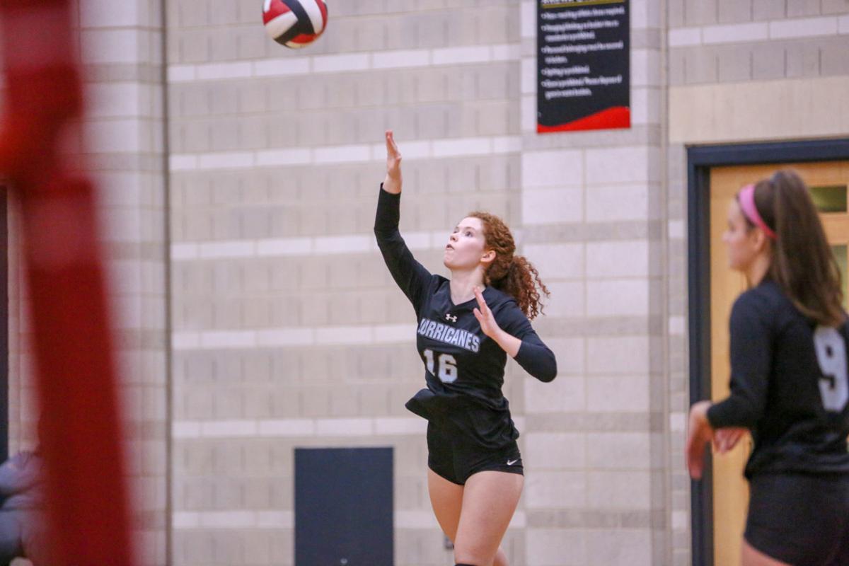 Chloe Marlette (Huntingtown volleyball)