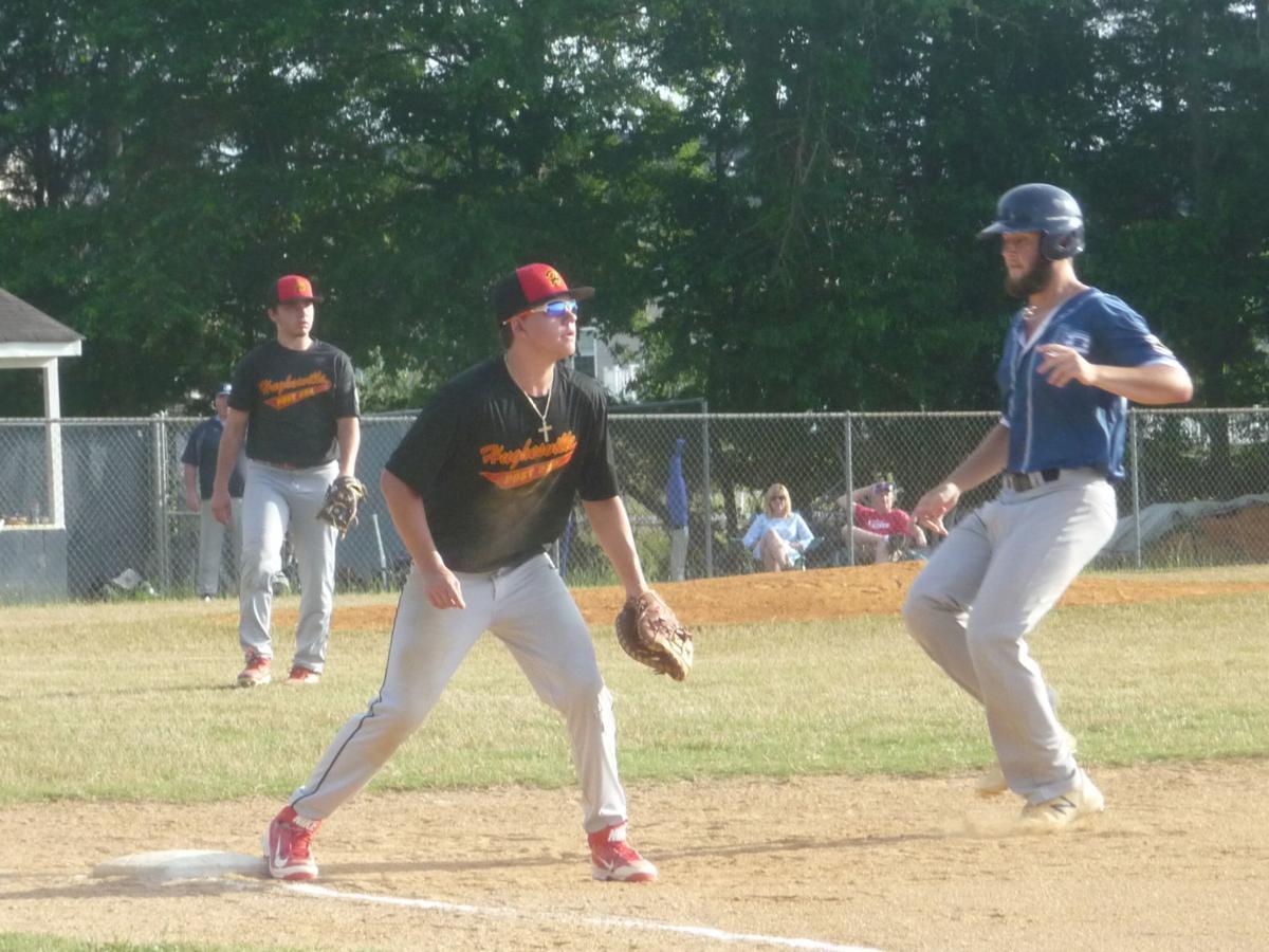 Trevor Drummond (La Plata Legion baseball)