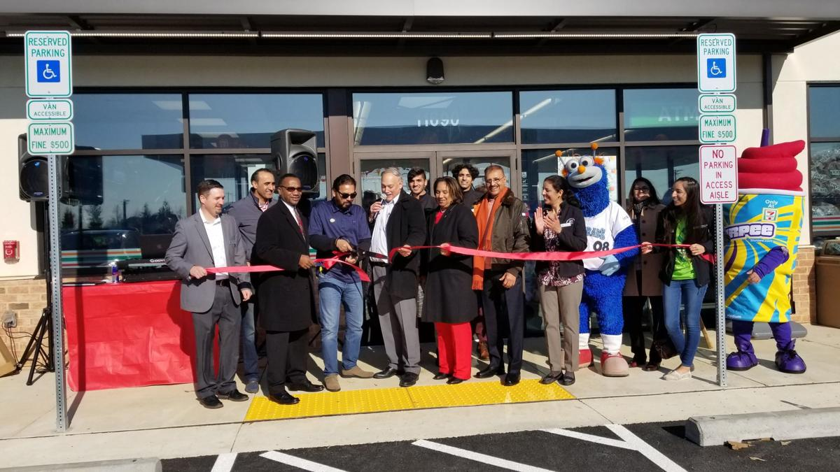 7-Eleven cuts another ribbon