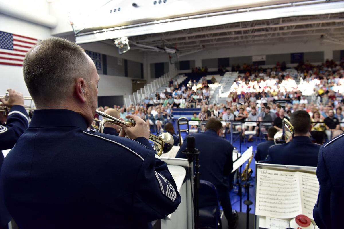 Airmen of Note perform at Cleveland jazz festival
