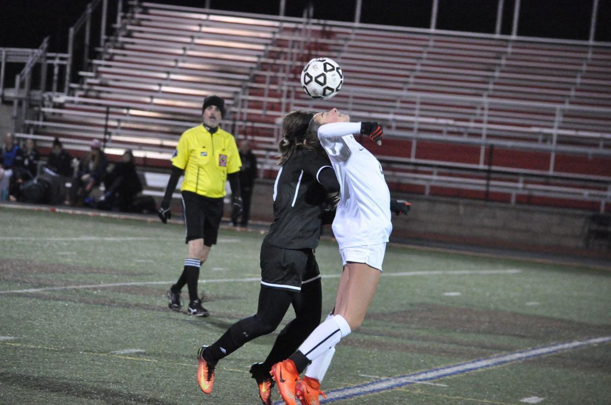 Audrey Flanagan (Huntingtown girls soccer)