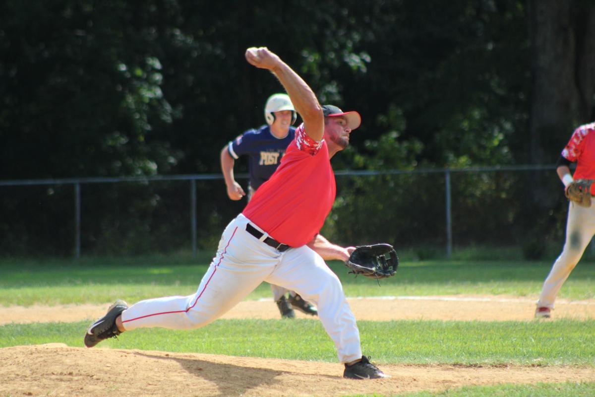 Kurt Bruce (Western Charles CHASM baseball)