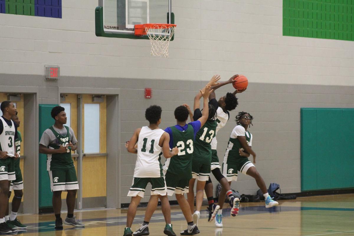 St. Charles boys basketball