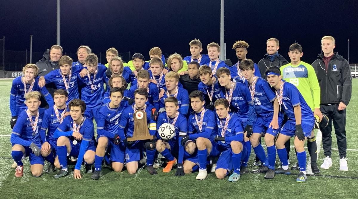 Leonardtown boys soccer Class 4A state finalists