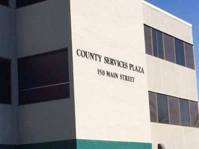 County building to be razed