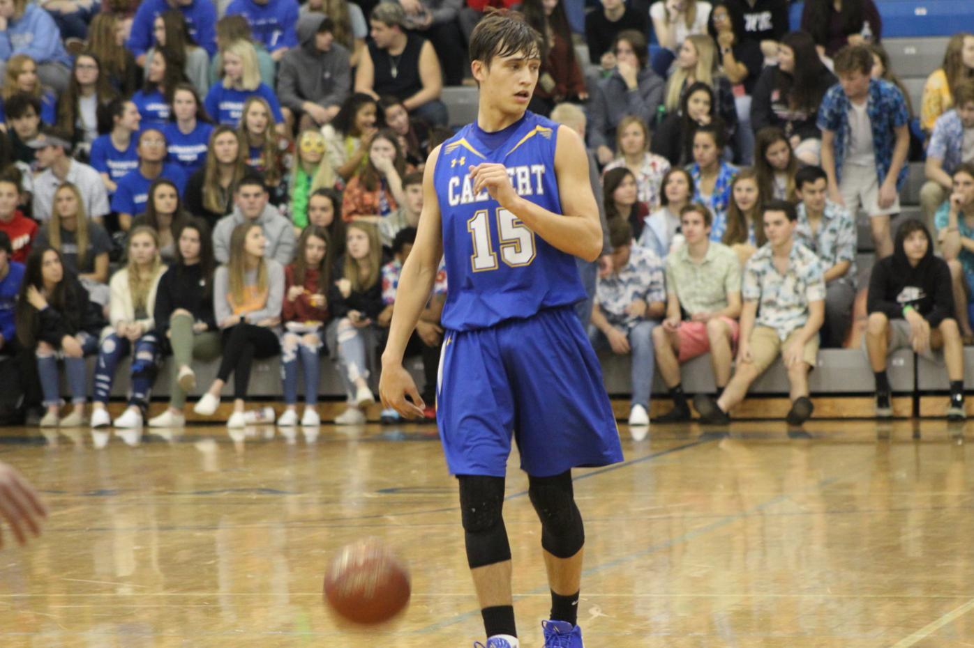 Mark Rachic (Calvert boys basketball)
