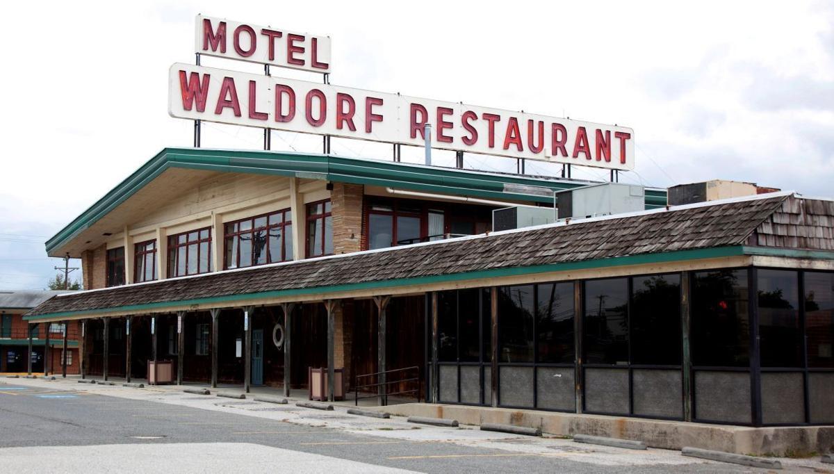 The Waldorf Restaurant