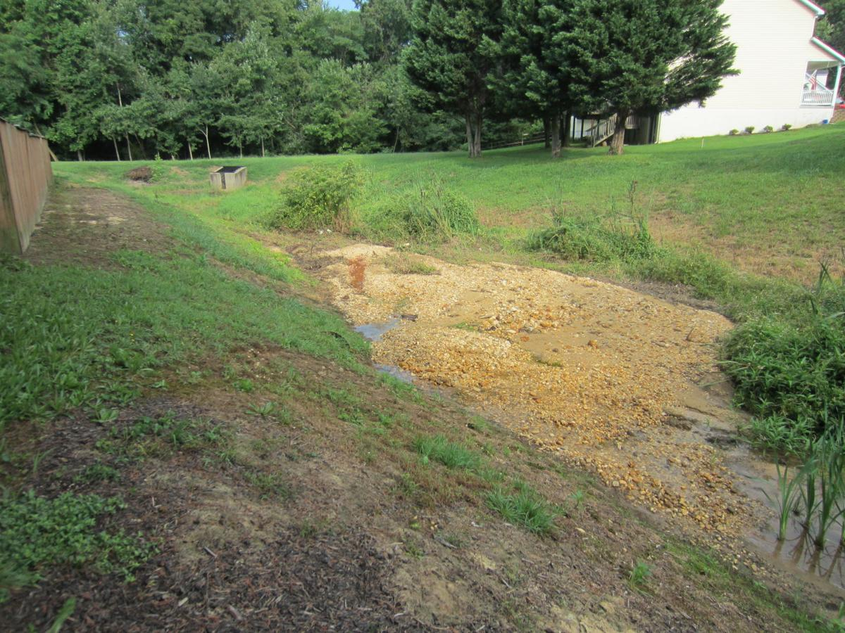 sinkhole in greenmont backyard opens up a legal quagmire local