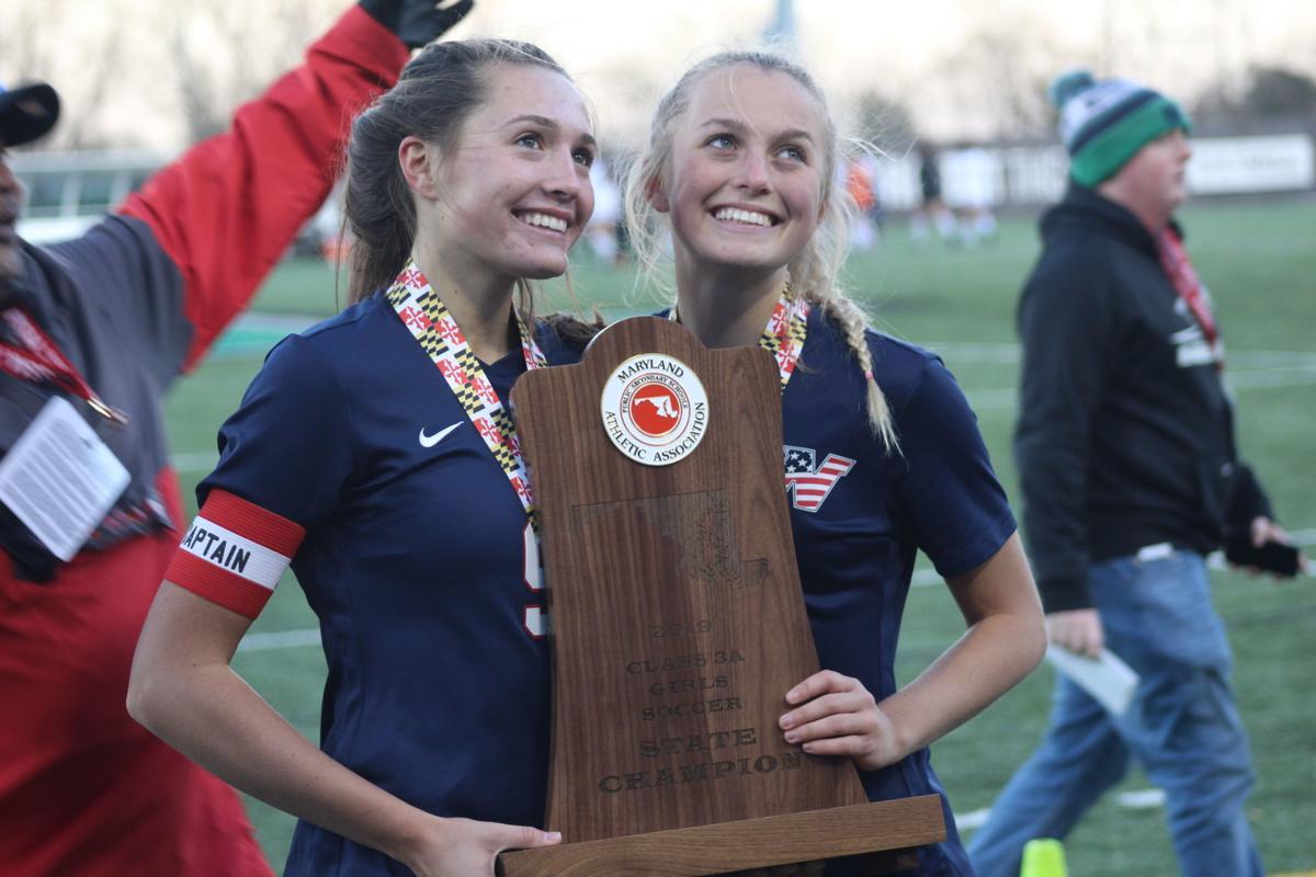 Taylor Tolson, Rachel Deresky (Northern girls soccer)