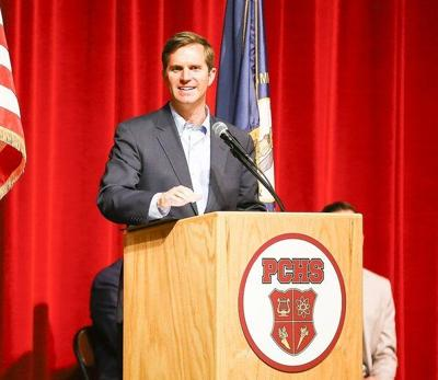 The greater good: Beshear's visit brought wonderful news