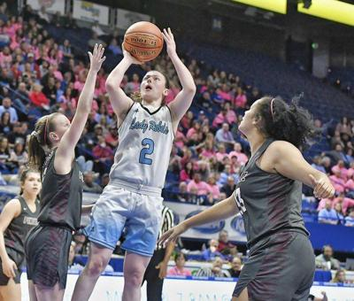 Casey County survives opening round of Girls State Tournament