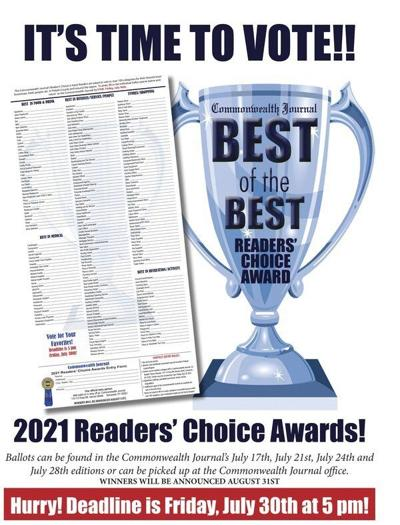 It's Time to Vote for the Readers' Choice Awards