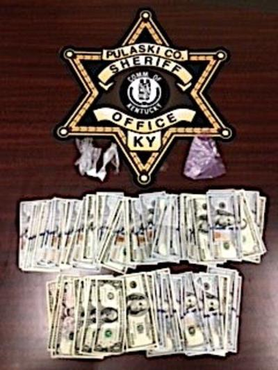Two arrested in Thursday night traffic stop