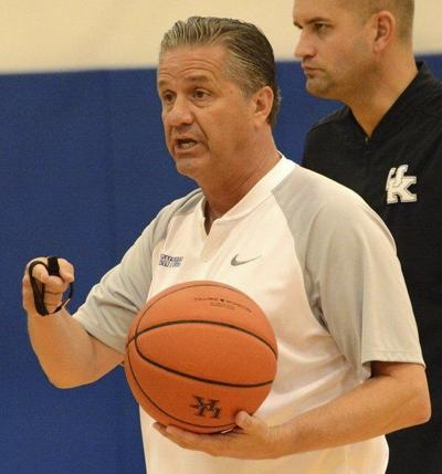 Calipari, Cats begin touring the state, returning to normalcy