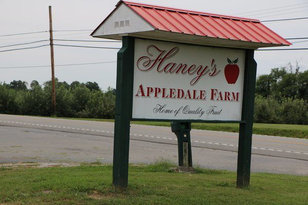 Haney's apple thieves picked off by Fish & Wildlife