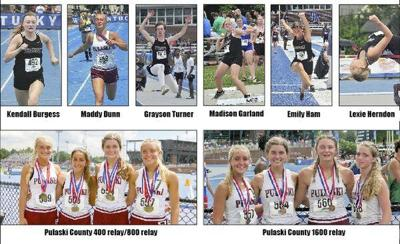 Localtrack athletes namedAll-State
