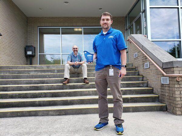 Health Department recognizes employees