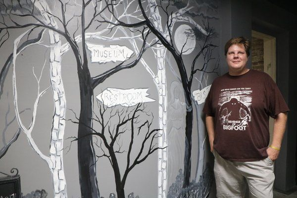 Paranormal Museum to unleash creepy coloring book featuring local talent
