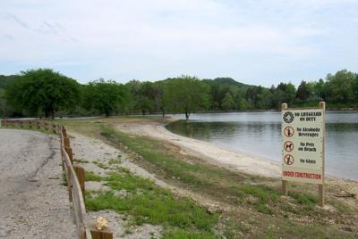 Pulaski Park beach