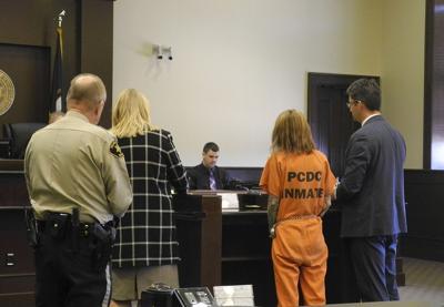 Powell arraignment