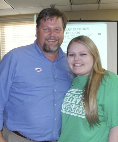 Incumbent Kelley wins tight race with Todd in Pulaski County