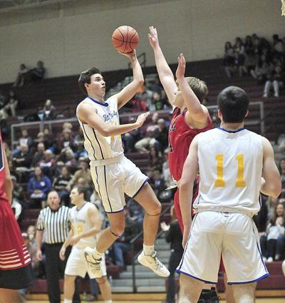 Mt. Victory downs Rock in district win